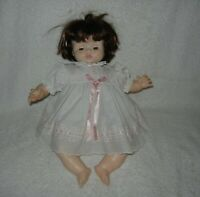 Effanbee Doll No. 9469 Brown Hair And Blue Eyes 1969