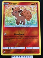 Carte Pokemon GOUPIX 15/181 REVERSE Soleil et Lune 9 SL9 FR NEUF