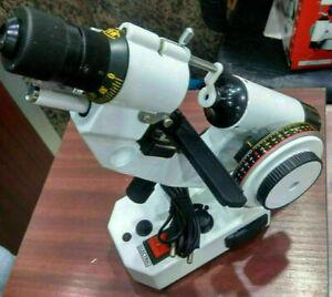 Optical Lensmeter Manual Lensometer Corona Dot Single Target 100% GENUINE