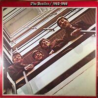The Beatles - 1962 - 1966 - Capitol Records - 1976 reissue - 2X Vinyl LP