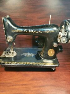 Vintage Singer Sewing Machine 1935 Retro sewing machine EA359821