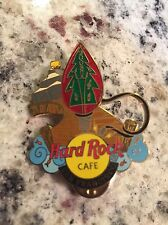 Hard Rock Cafe SAN FRANCISCO 2003 CHRISTMAS PIN Tree
