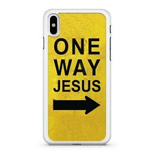 One Way Jesus Quote Ravishing Christianity Religion The Bible Phone Case Cover