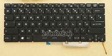 NEW For MSI GS43 keyboard White backlit French Clavier Français Azerty