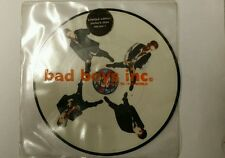 RARE PICTURE DISC - BAD BOYS INC. 'MORE TO THIS WORLD' CAT. No.580 604-7 - VGC