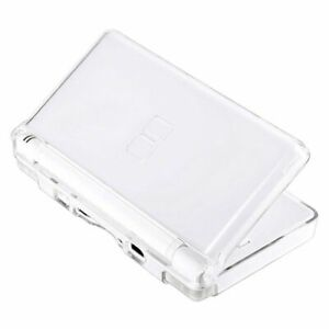 Clear Crystal Case Solid Cover For Nintendo DS Lite NDSL US