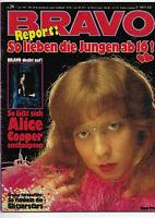 BRAVO Nr.24 vom 7.6.1973 Carly Simon, Roberta Flack, Edwige Pierre, Kraan - TOP
