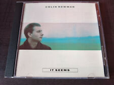COLIN NEWMAN - It Seems CD Post Punk / Experimental / Wire USA