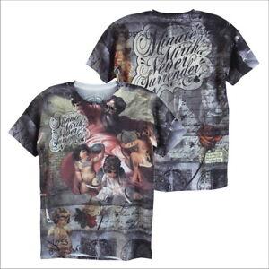 MINUTE MIRTH God Cupid Heaven Rock Roman Gothic Style Casual #M104 Men T-Shirt
