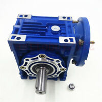 NMRV050 Worm Speed Reducer Gearbox 80B14 Flange 10/20/25/30/40/50/60/80/100: 1