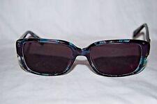 TRUSSARDI TR12865 GN 56[]16-135mm Women's Rx Sunglasses Eyeglass Frames Turquois