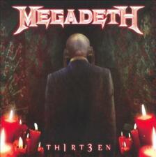 MEGADETH - TH1RT3EN NEW VINYL RECORD