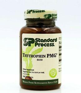 Standard Process THYTROPHIN PMG 360t New - No Box