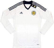 Scotland Soccer Jersey Football Adidas Player Issue Shirt Maglia Trikot TECHFIT