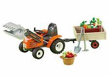 Playmobil Kompakter Frontlader mit Anhänger 6537 Neu & OVP Traktor Bauernhof