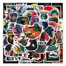 Godzilla Sticker - 50 Pcs