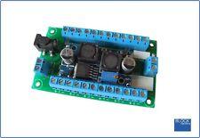 BLOCKsignalling PSU4 Universal 12V Power Supply for Model Railway & Dolls House