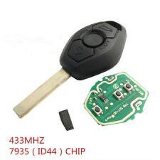 EWS Remote Key 433MHZ ID44 CHIP For BMW 3 5 7 SERIES E38 E39 E46 GW