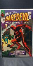 Daredevil #10 1st App Bird-Man Ape-Man Cat-Man Frog-Man Great Condition! Cgc it!