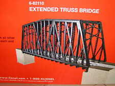Lionel 6-82110 Fastrack Extended Truss Bridge O 027 New 2016 Train Accessory