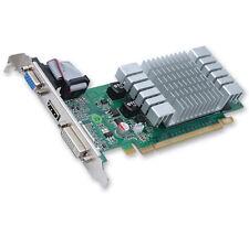 1024 MB nVidia GeForce 210 PC Grafikkarte PCI Express PASSIV VGA DVI HDMI 1GB