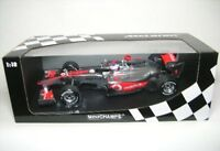 McLaren Mercedes No. 1 J. Button Formel 1 Showcar 2010