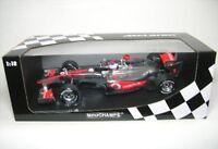 McLaren Mercedes N° 1 J. Button Fórmula 1 Coche a escala 2010