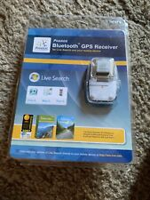 Pharos Bluetooth GPS Receiver for Live Search and your mobile device NIB PT120