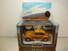POLISTIL S44 VW VOLKSWAGEN BEETLE LUFTHANSA - 1:24 RARE - VERY GOOD IN BOX