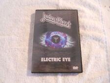"""Judas Priest """"Electric Eye"""" 2003 DVD Sony  Live 1986 & Videos  145 Min.  NEW $"""