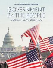 Government By the People, 2014 Elections and Updates Edition (25th Edition), Mag