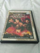El Rey Arturo Versión Extendida Pelicula Dvd