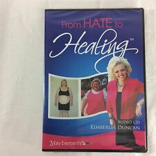 From Hate To Healing Kimberlee Duncan 3 Key Elements Audio CD Training Kim