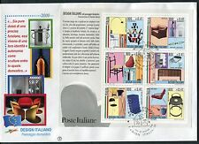 ITALY 2000 ITALIAN DESIGN-HOUSEHOLD FURNISHING/GIO PONTI/MUNARI/BARTOLI/ FDC