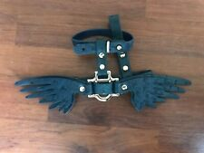 Dog Harness Wings With Leash - Navy
