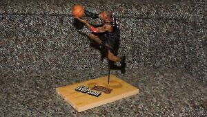 Allen Iverson Philadelphia 76ers McFarlane 2003 NBA Series 6 Black Jersey