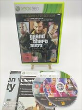 GTA 4 IV The Complete Edition | Xbox 360 Spiel/Game
