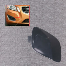 New # 39802519 Front Tow Eye Cap For 2011 2012 2013 VOLVO S60 Unpainted  Cover
