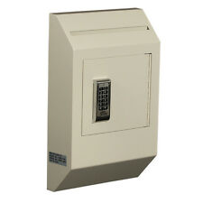 Protex WDB-110E Wall Mount Drop Box with Electronic Digital Lock