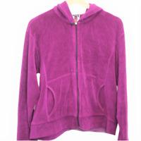 C105 Patagonia Full Zip Jacket Hoodie Fleece Women's Size Large
