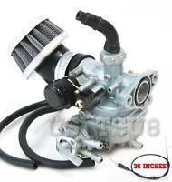 【New/&Freeship】 Carburetor /& Air Filter for Arctic Cat 50 90 PGO Big Max 2 Stroke