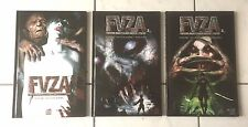 EPUISES SERIE COMPLETE FVZA (FEDERAL VAMPIRE AND ZOMBIE AGENCY) - HINE / NICHOLS