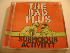 The Bad Plus - Suspicious Activity (CD, 2005, BMG Music Entertainment)
