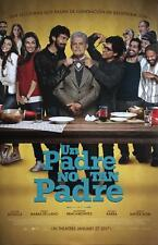 "UN PADRE NO TAN PADRE - 11""x17"" Original Promo Movie Poster MINT 2017 Rare"