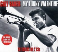 CD musicali vocali jazz chet baker