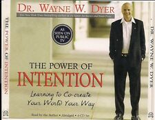The Power of Intention : Learning to Co-Create Your World Your Way by Wayne...