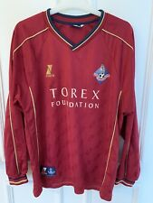 2002/2003 Oldham Athletic away football shirt Sparta medium men's rare LS