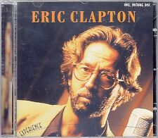 "CD ALBUM ERIC CLAPTON  ""I'M YOUR WITCH DOCTOR"""