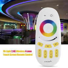 MiLight Wifi Remote RF 4-zone RGB RGBW Color Temperature Dimmer Strip Controller