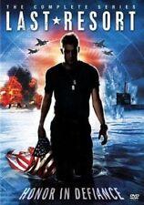 Last Resort The Complete First Season 3 Discs DVD
